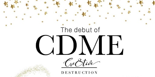 Come experience the epic debut of CDME!!!