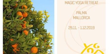 Magic Yoga Retreat in Palma Tickets