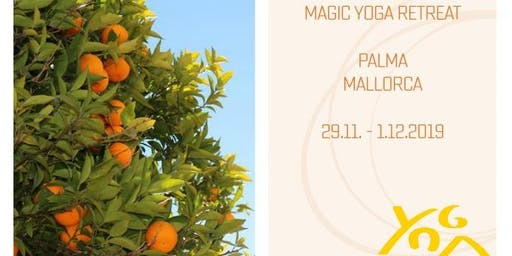 Magic Yoga Retreat in Palma