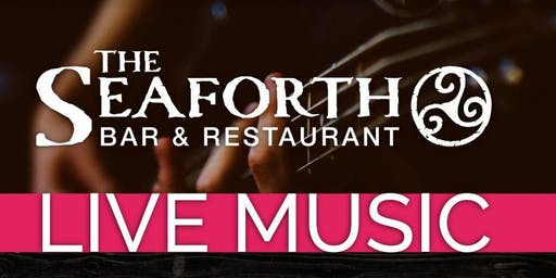 TWEED CEILIDH BAND live @ The Seaforth