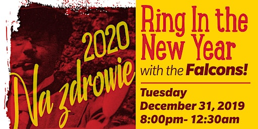 Ring in the New Year with the Falcons!