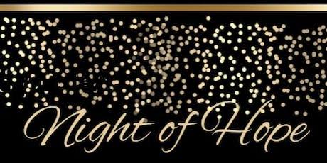 Night of Hope Holiday Mixer tickets
