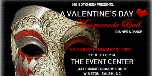 A Valentine's  Day Masquerade Ball