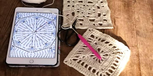 Groovy Crochet Granny Squares