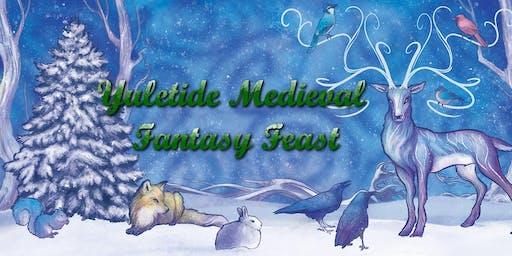 Sold Out - Yuletide Medieval Fantasy Feast