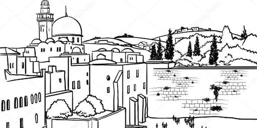 Jérusalem, 3000 ans d'histoire et de passions