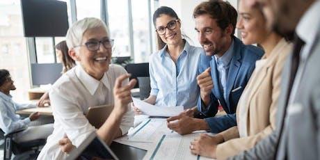 BGM! Finanziell, Personell & Strukturell mehr Gesundheit im Unternehmen! Tickets