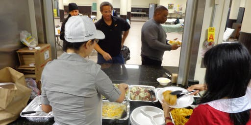 Attend Volunteer Night at a Homeless Shelter with the New York Social Network
