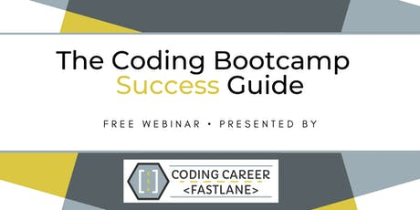 Coding Bootcamp Success Guide tickets