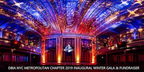 DBIA NYC Metropolitan Chapter Inaugural Winter Gala & Fundraiser tickets