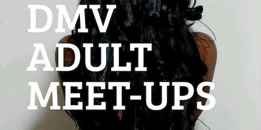 No Judgements: DMV Adult Meet-Ups