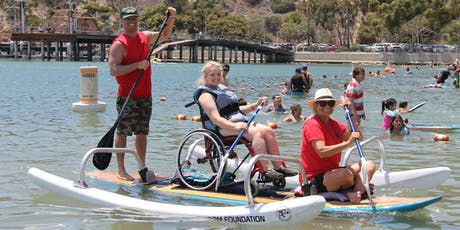 Adaptive Freedom Foundation Santa Paddle  tickets