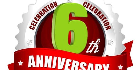 Makutano Gala Party 6th Anniversary billets