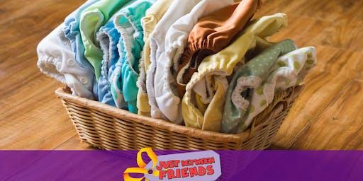 Free Cloth Diapering Class • JBF Issaquah Spring 2020