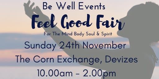 Feel Good Fair - For The Mind Body & Soul