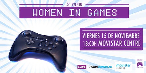 5º Evento Women in Games