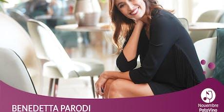 Benedetta Parodi presenta: Le ricette salvacena biglietti