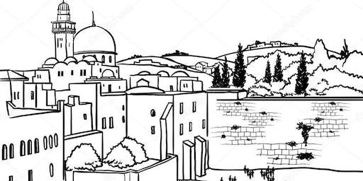 Jérusalem, 3000 ans d'histoire et de passions / Conférence de David Shapira