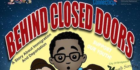 Behind Closed Doors tickets