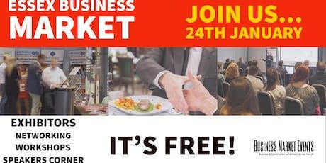 Essex Business Market tickets