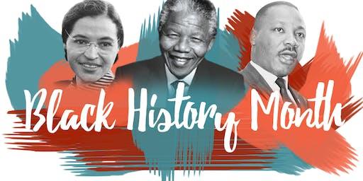 Black History Month 2020 ( ART SHOW ) @phiri | FEB 1st