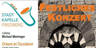 Festliches Konzert der Stadtkapelle Friedberg