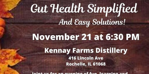 Gut Health Simplified: And Easy Solutions!