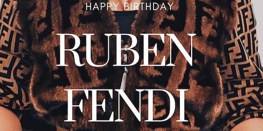 Ruben Fendi's 21st Birthday Party