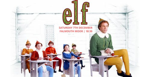 Christmas Movie on the Moor - ELF!