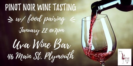 The 6 Noble Grapes Wine Tasting Series ~ Event #2: PINOT NOIR tickets