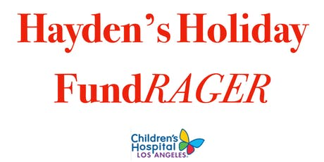 Hayden's Holiday FundRAGER tickets