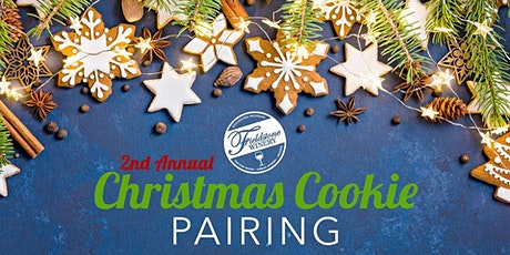 2nd Annual Wine, Cider & Christmas Cookie Pairing tickets
