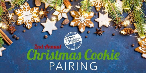 2nd Annual Wine, Cider & Christmas Cookie Pairing