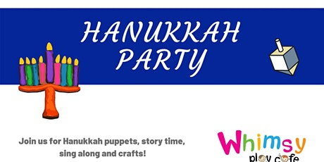 Hanukkah Party for Kids tickets