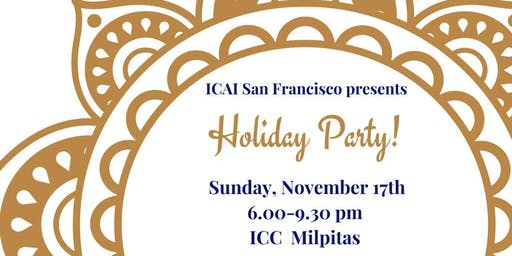 ICAI San Francisco Holiday Party!
