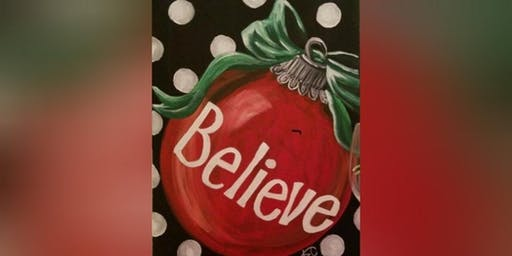 Little Picasso Events: Family Paint Night