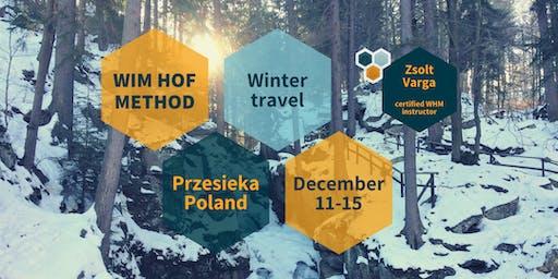 Wim Hof Method - Winter travel with instructor
