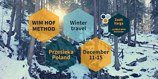 Wim Hof Method - Winter travel with instructor