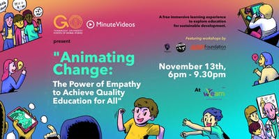 Animating change: The power of empathy to achieve