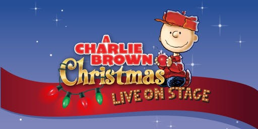 Charlie Brown Christmas Live On Stage!