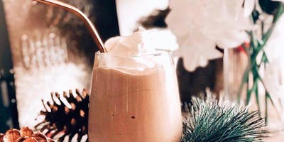 Healthy Holiday Happy Hour
