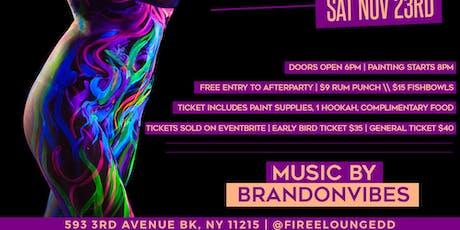 Hookah && Paint Party tickets