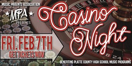 7th Annual MPA Casino Night tickets