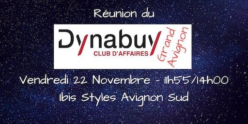 """Réunion du """"Dynabuy Club d'Affaires Grand Avignon"""""""