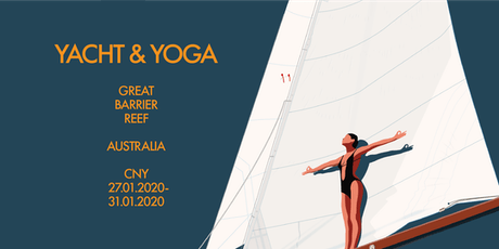 Yacht & Yoga tickets