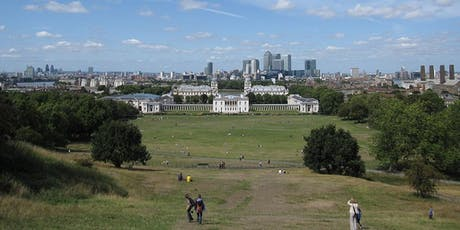 Spring Walk - Greenwich Maritime Walk tickets