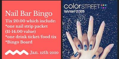 Nail Bar Bingo 2020