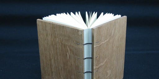 Coptic Bookbinding Workshop with Chloe Spicer