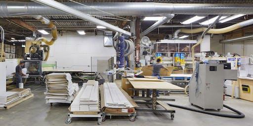 DesignTO Tours: MCM Fabrication Workshop