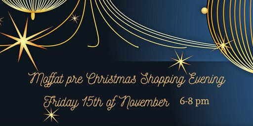 Moffat pre Christmas Shopping Evening - Unique independent shops